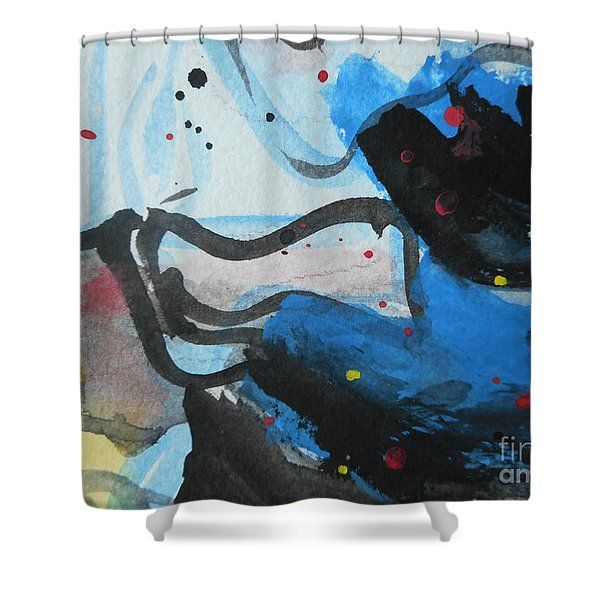 Abstract-26 Shower Curtain