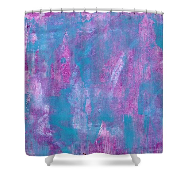Full Of Energy  Shower Curtain