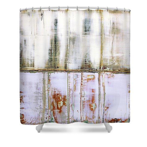Art Print Abstract 79 Shower Curtain