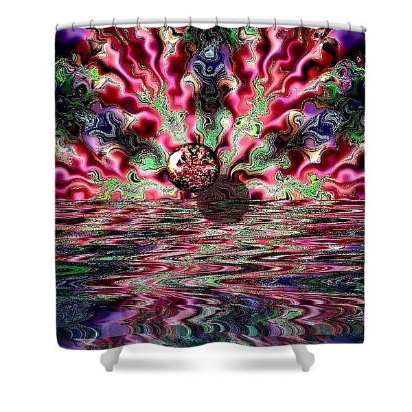 Abstract 93016.1 Shower Curtain