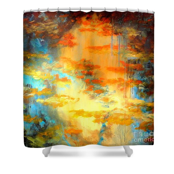 Heaven Seven Shower Curtain