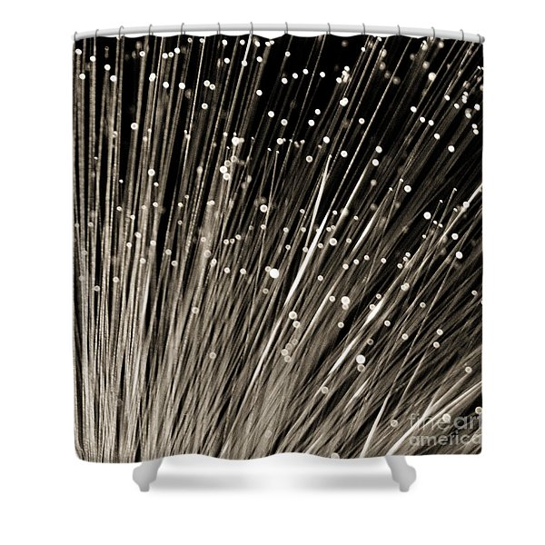 Abstractions 001 Shower Curtain