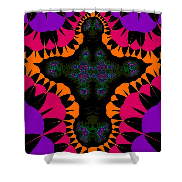 Acknobless Shower Curtain