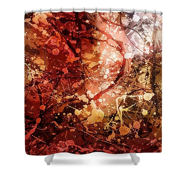 Acquiescence Shower Curtain
