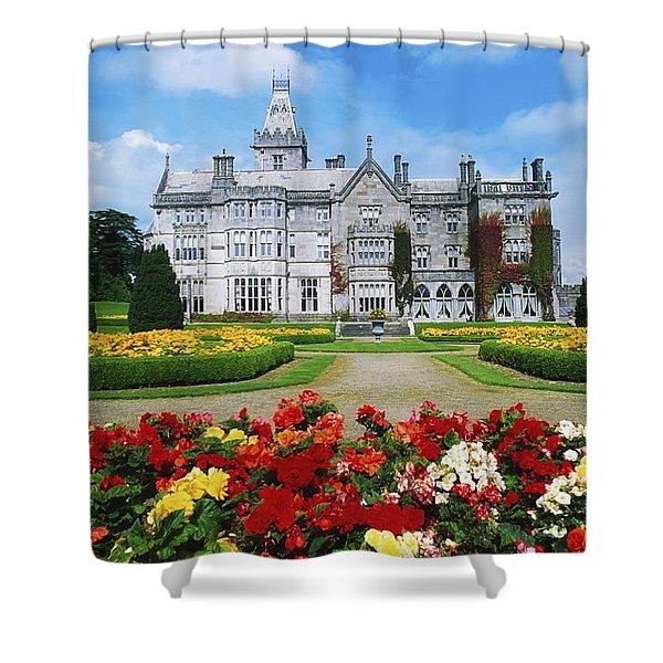 Adare Manor Golf Club, Co Limerick Shower Curtain