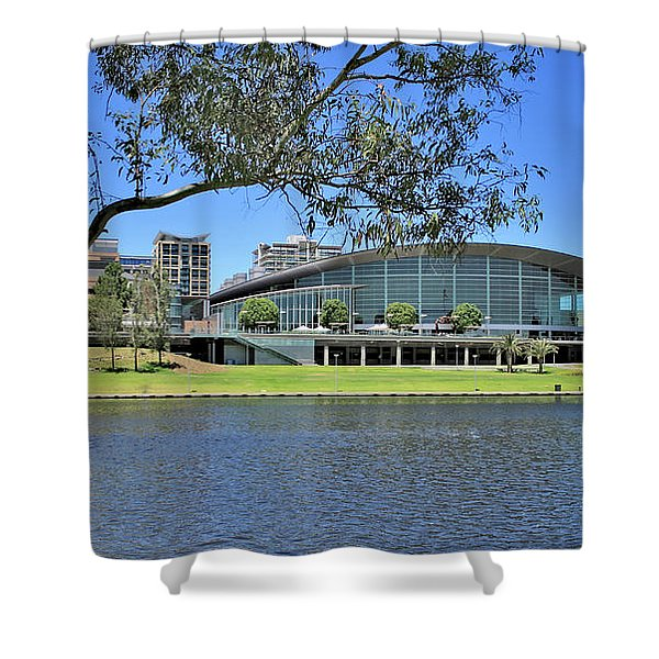 Adelaide Convention Centre Shower Curtain