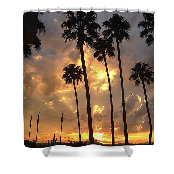 Admiration Shower Curtain