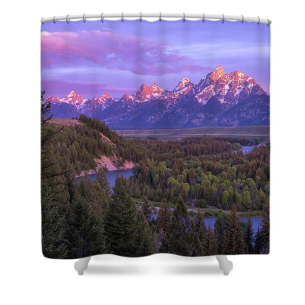 Admiration Shower Curtain