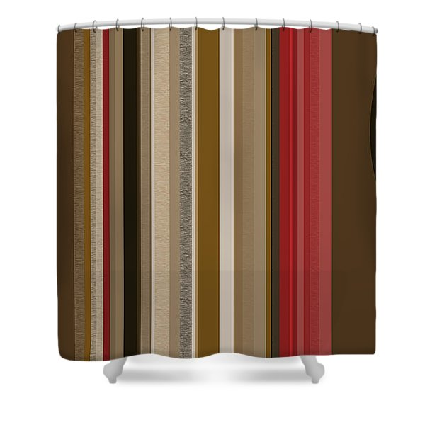 After Midnight Two Shower Curtain