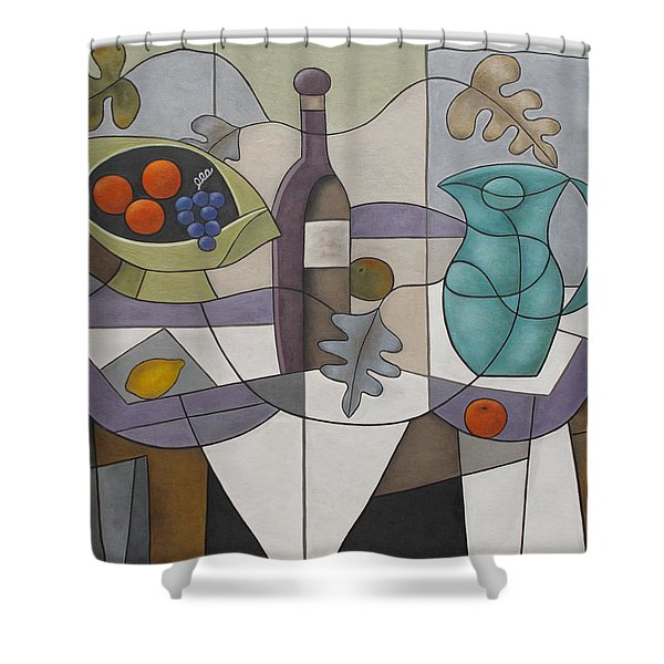 After The Dream Shower Curtain