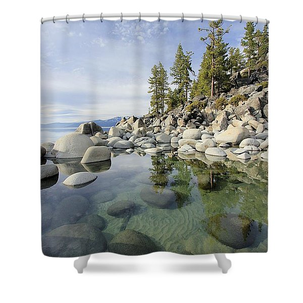 Shower Curtain featuring the photograph Afternoon Dream by Sean Sarsfield