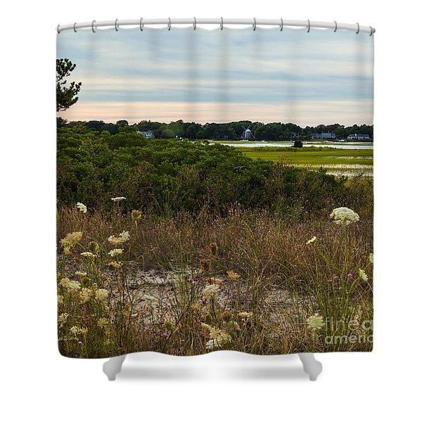 Afternoon Walk Shower Curtain