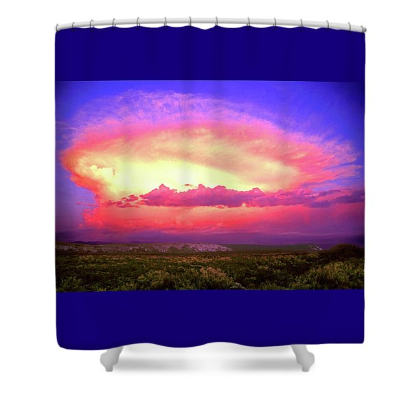 Airgasm Shower Curtain
