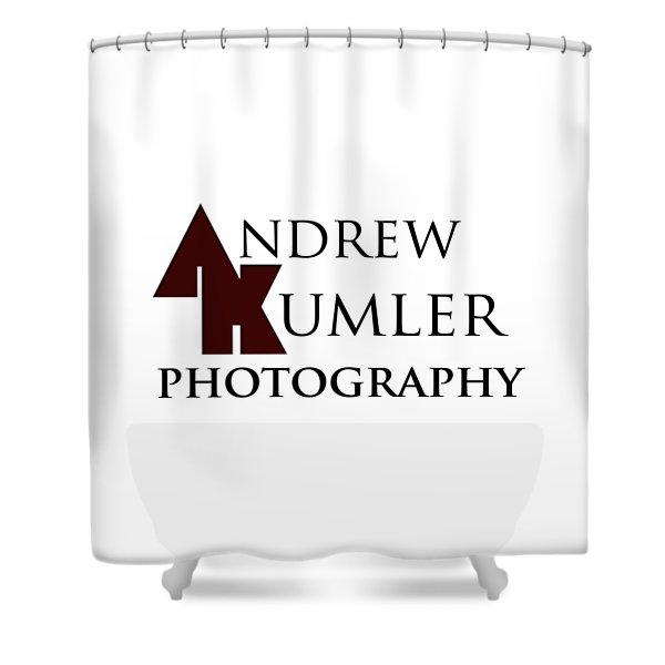 Ak Photo Logo Shower Curtain