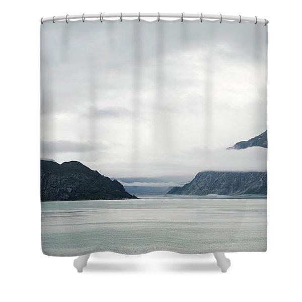 Alaska Waters Shower Curtain