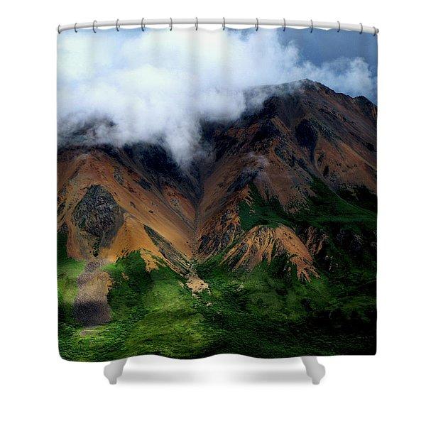 Alaskan Grandeur Shower Curtain