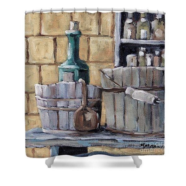 Alchemy By Prankearts Fine Art Shower Curtain