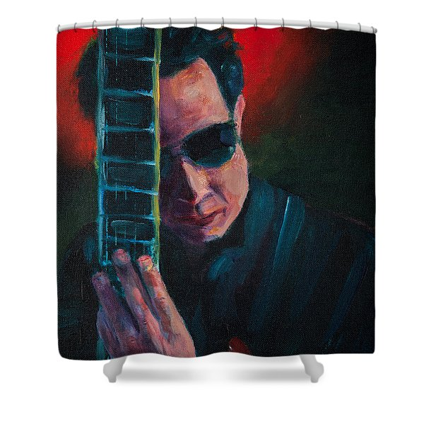 Alejandro Shower Curtain