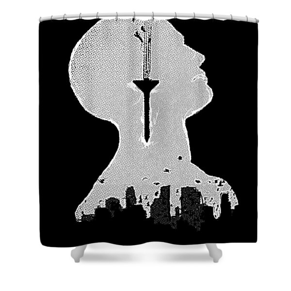 Aleppo Shower Curtain