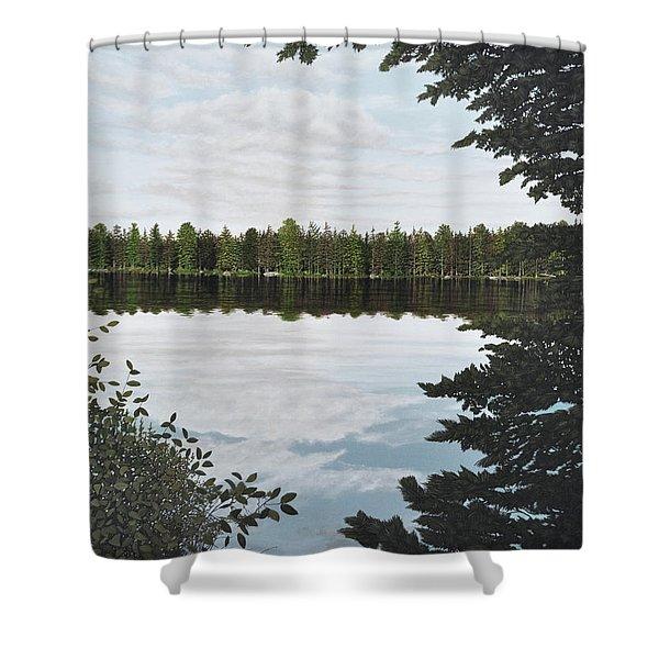 Algonquin Park Shower Curtain