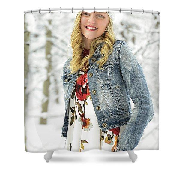 Alison Shower Curtain