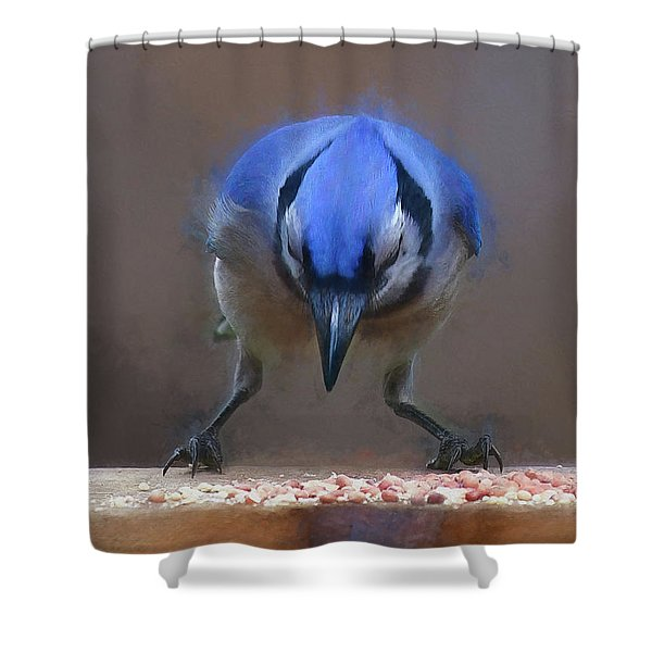 All About The Claws Shower Curtain