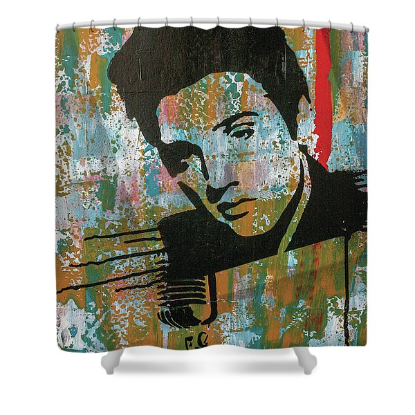 All My Dreams Fulfill Shower Curtain