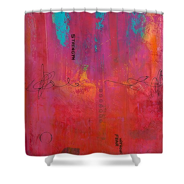 All The Pretty Things Shower Curtain