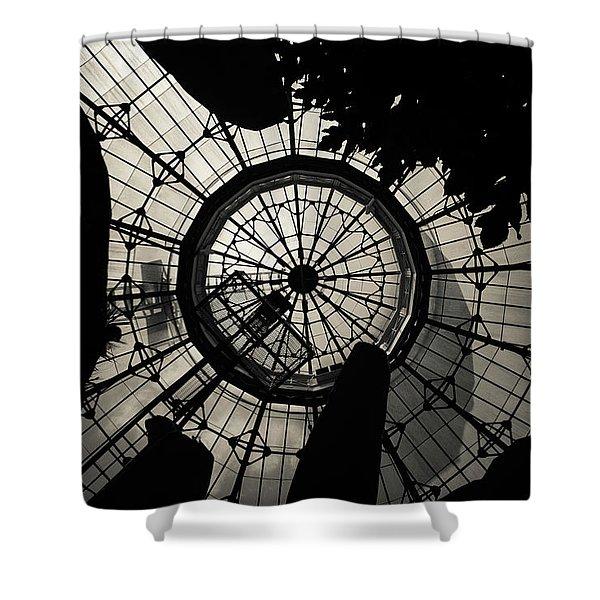 Allan Gardens Shower Curtain