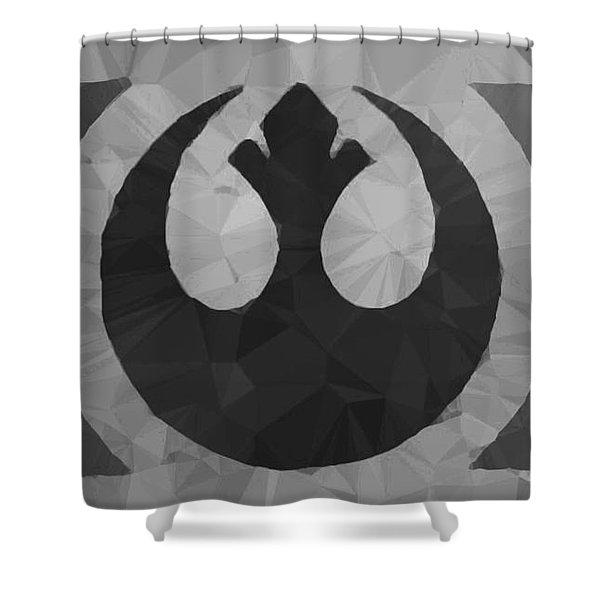 Alliance Phoenix Shower Curtain