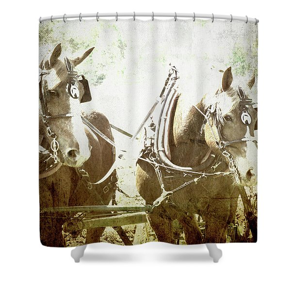 Almost Quitting Time Shower Curtain