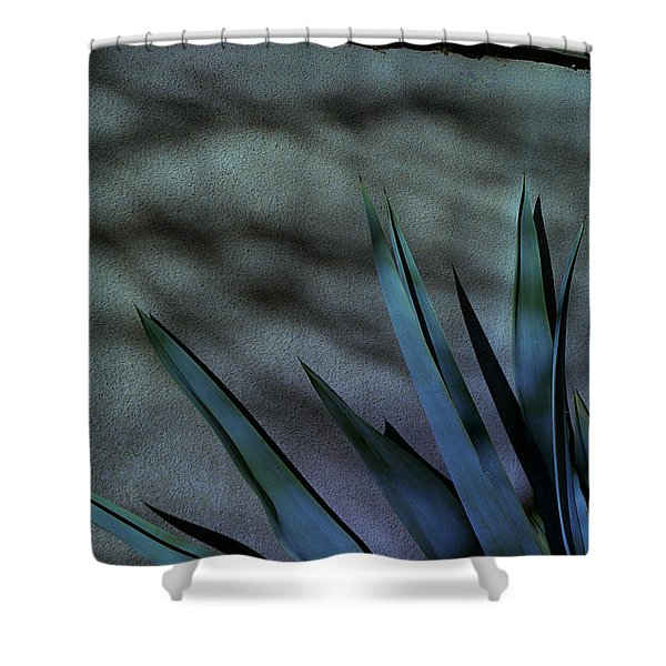 Aloe Cool Shower Curtain