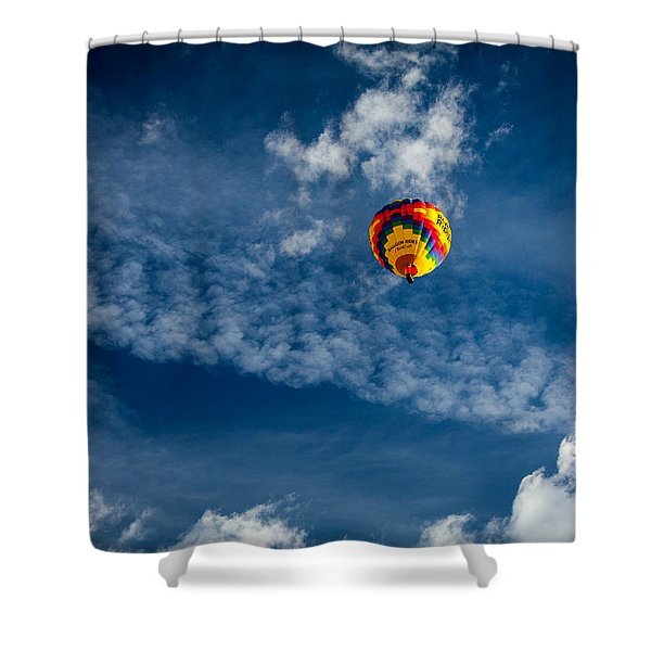 Aloft Shower Curtain