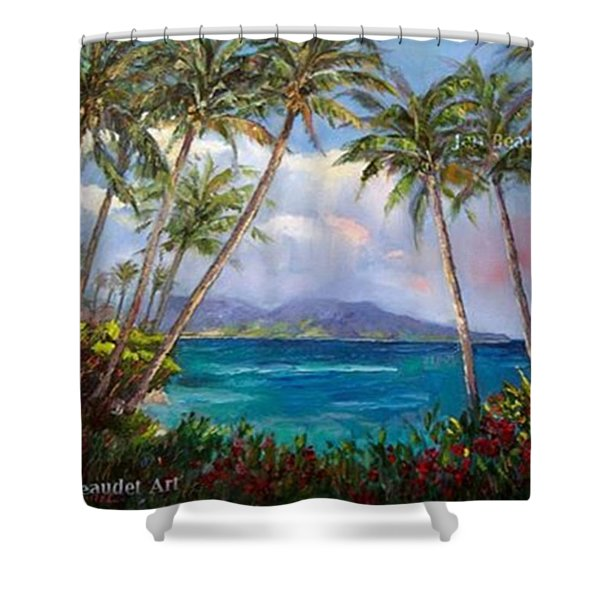 Aloha! Just Dreaming About #hawaii Shower Curtain