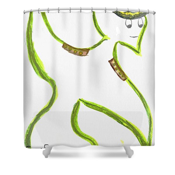 Aluf - General Shower Curtain