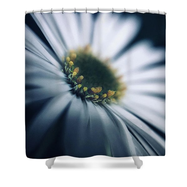 Always Searching For A Signal Shower Curtain