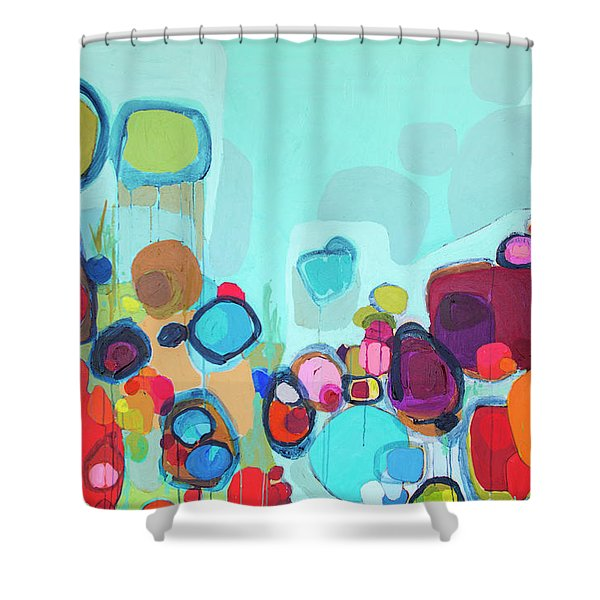 Always Will Be Shower Curtain