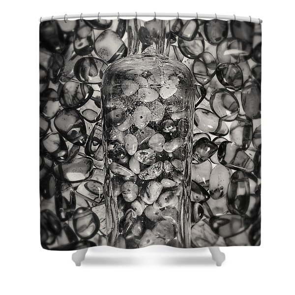 Amber #7897 Shower Curtain