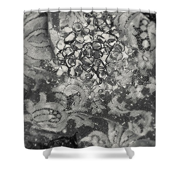 Amber #8647 Shower Curtain