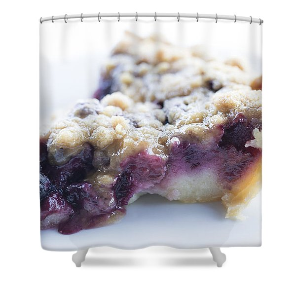 American Pie Shower Curtain