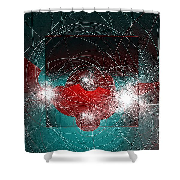 Among Us Shower Curtain
