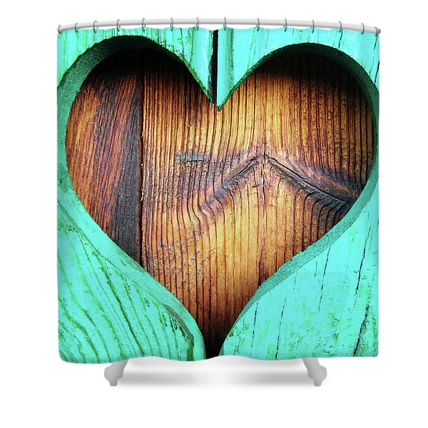 Amor ... Shower Curtain