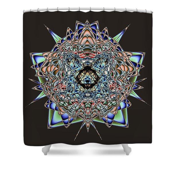 Amphlegman Shower Curtain