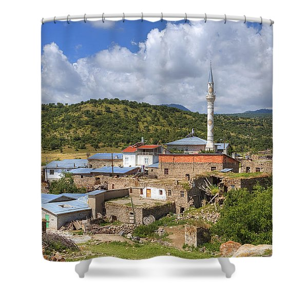 Anatolia - Turkey Shower Curtain