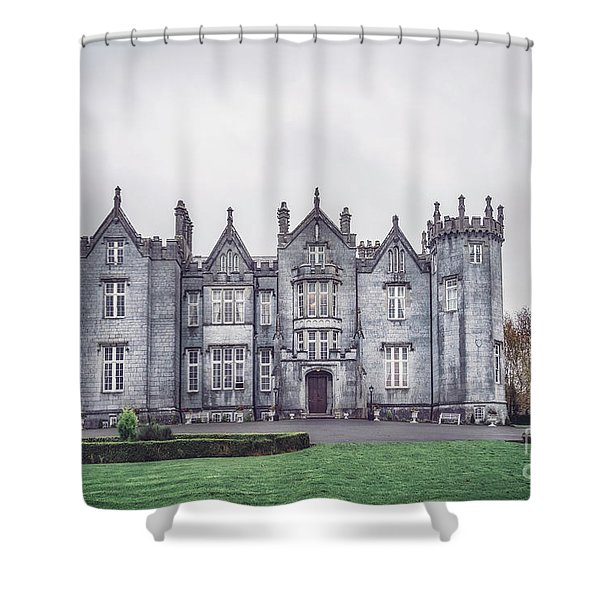 Ancestral Echoes Shower Curtain