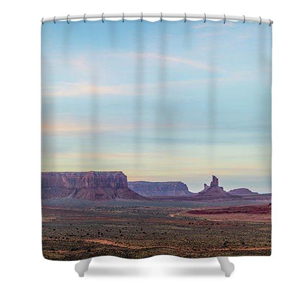 Ancient Voices Shower Curtain