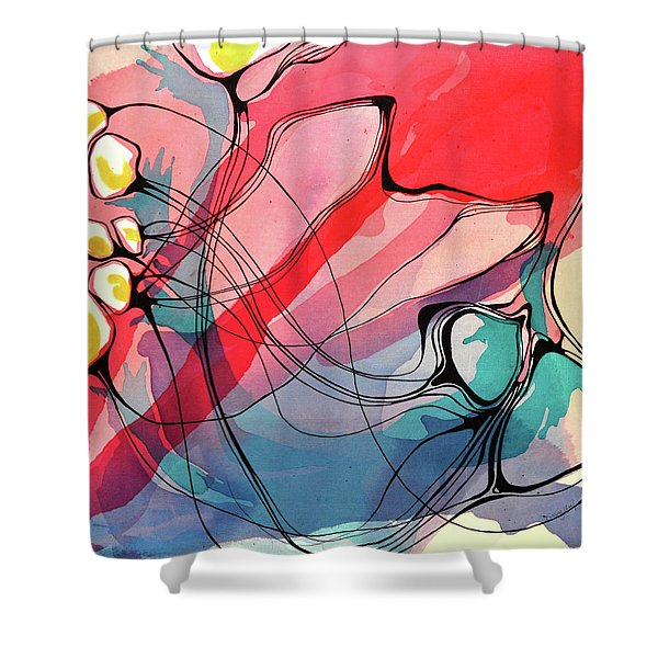 And It's Havoc Shower Curtain