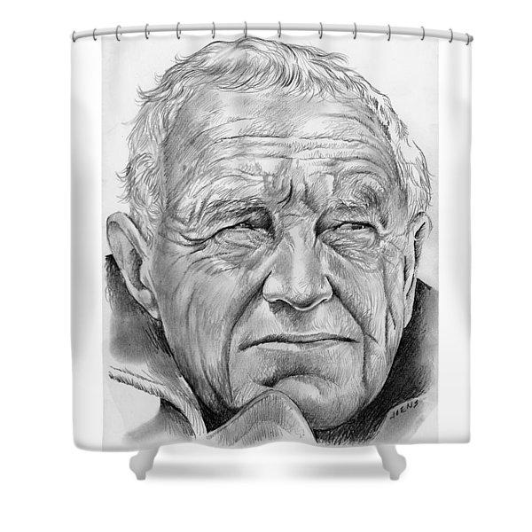 Andrew Wyeth Shower Curtain