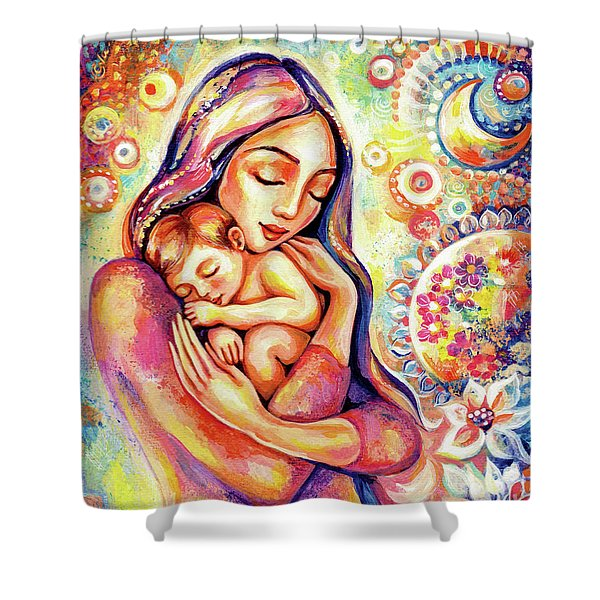 Angel Dream Shower Curtain
