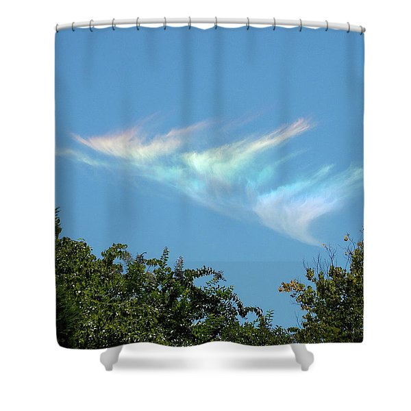 Angels Of Hope  Shower Curtain